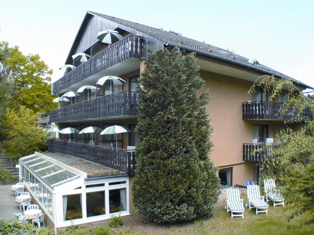 Hotel Pension Marie-Luise Bad Bevensen, Germany