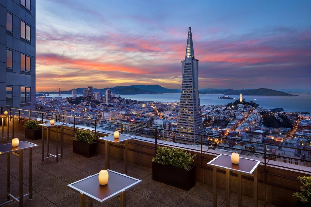 Four Seasons Hotel San Francisco at Embarcadero, Oktober 2020