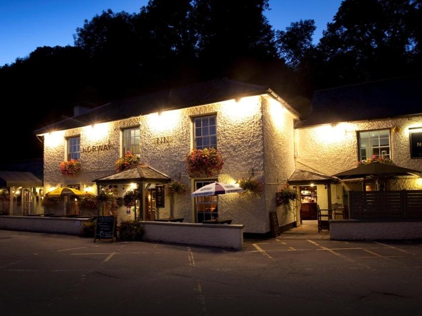 The Norway Inn in Perranwell, Cornwall, England