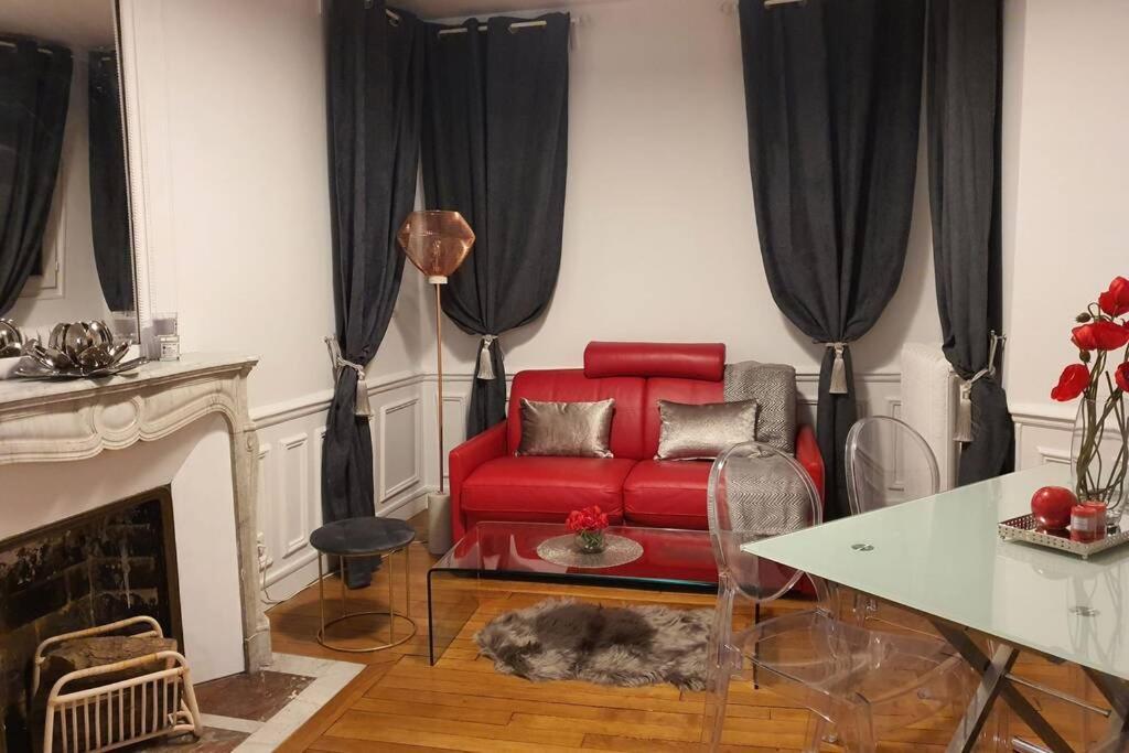 Chic appartement à 11 min de Paris jusqu'à 6 personnes