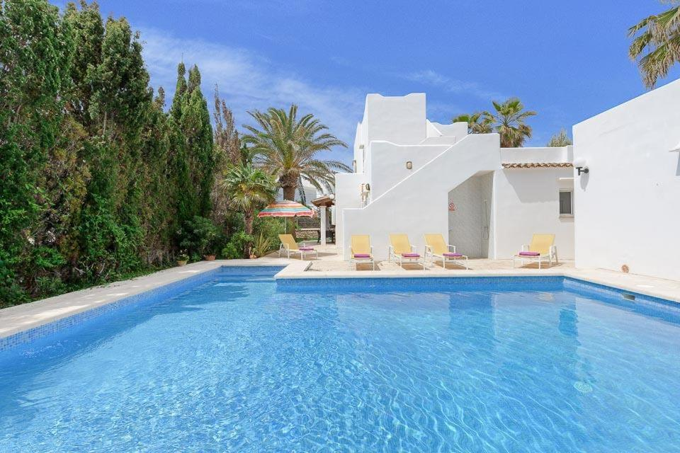 Cala Egos Villa Sleeps 6 with Air Con and WiFi 1