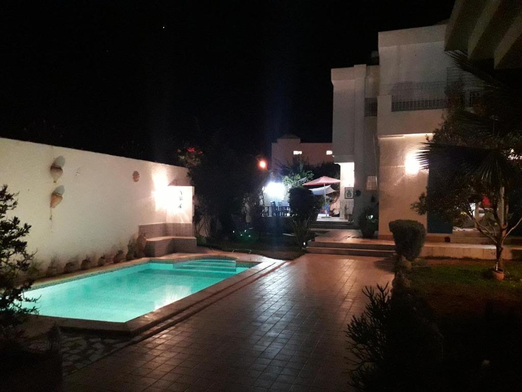 studio avec piscine Midoun Djerba
