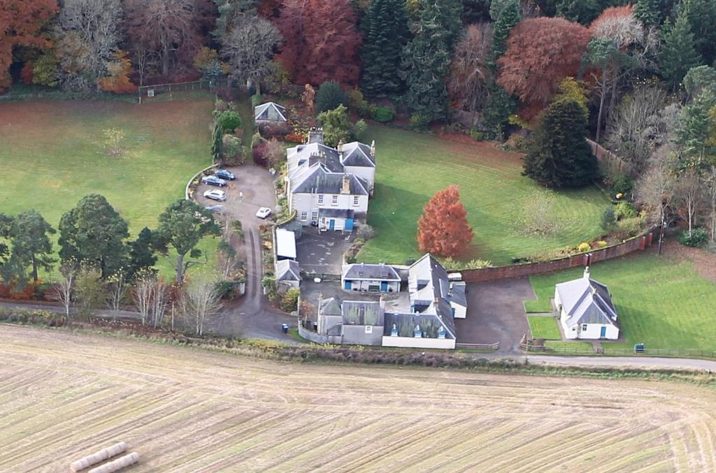 A bird's-eye view of Kirklands House Melrose Bed and Breakfast