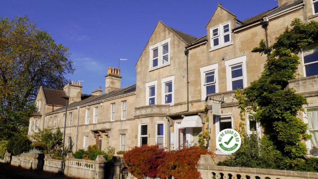 Lynwood House in Bath, Somerset, England
