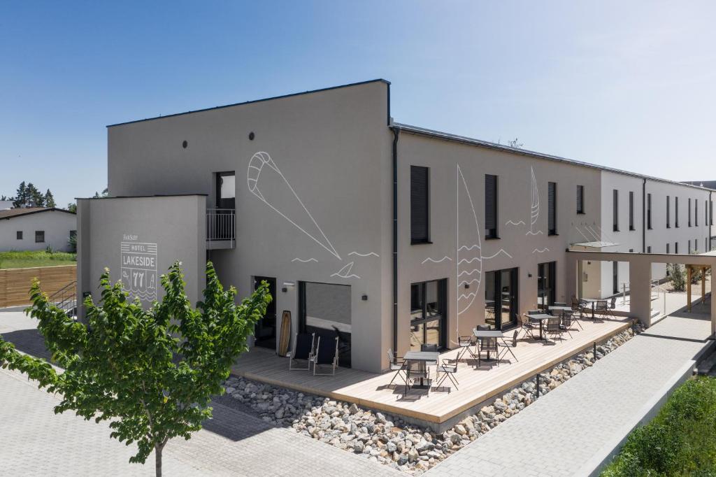 Lakeside 77 Hotel Podersdorf, Juni 2020