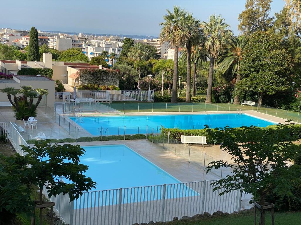 Appartement Antibes Juan Les Pins