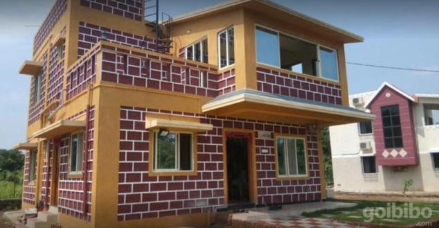Vasant Villa 4BHK