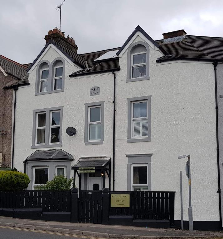 The Pavilion Guest House in Millom, Cumbria, England