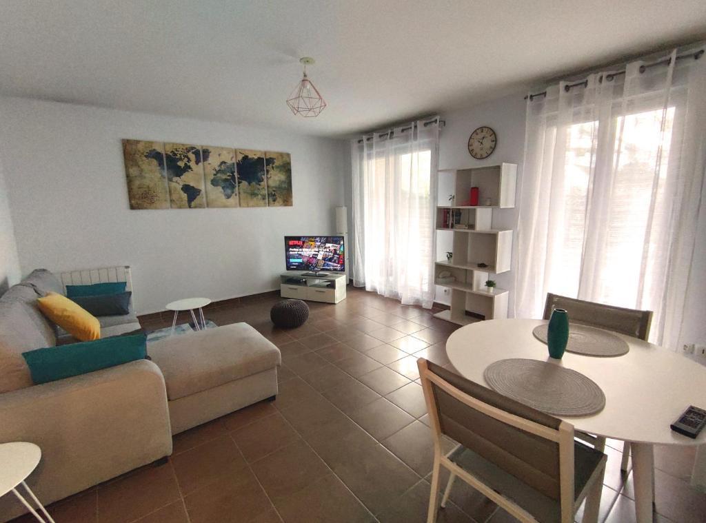 Appartement avec Jardin et Terrasse près de Paris