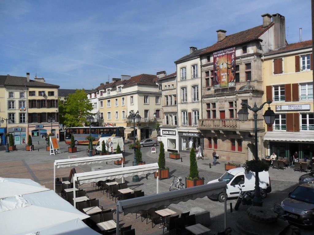 Hotel La Basilique Epinal, France