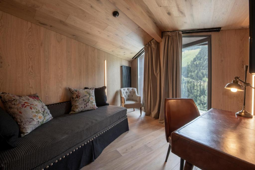 hotels with  charm in soldeu  11