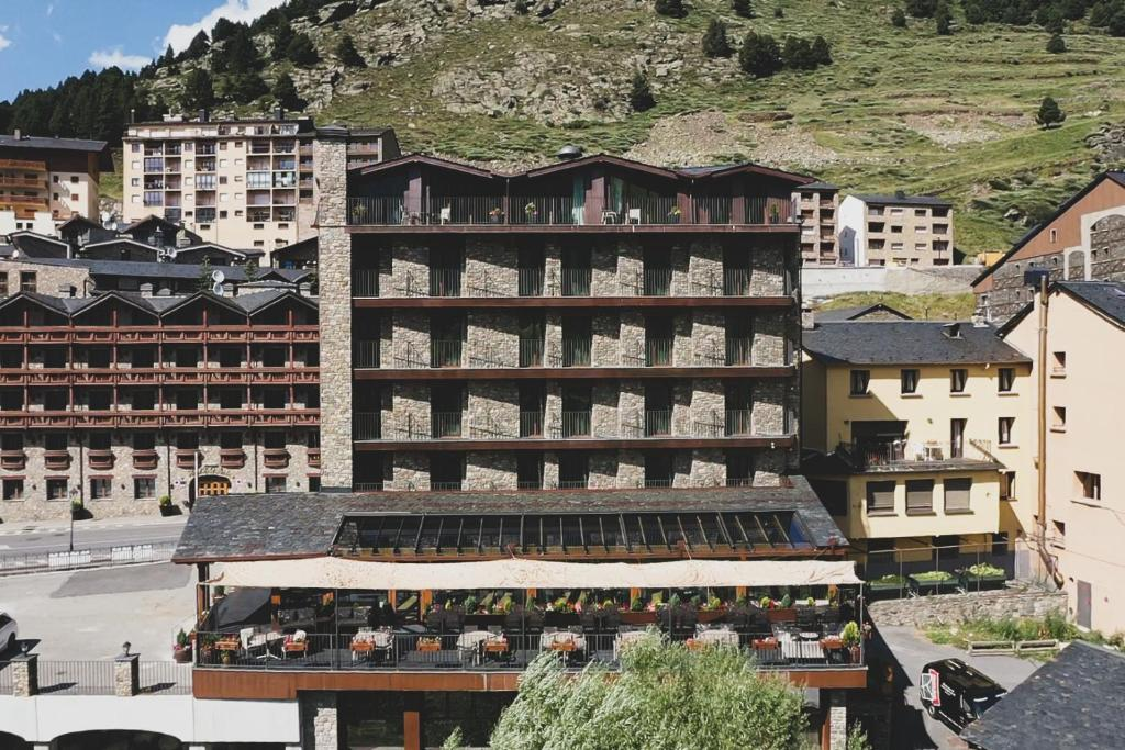 hotels with  charm in soldeu  24