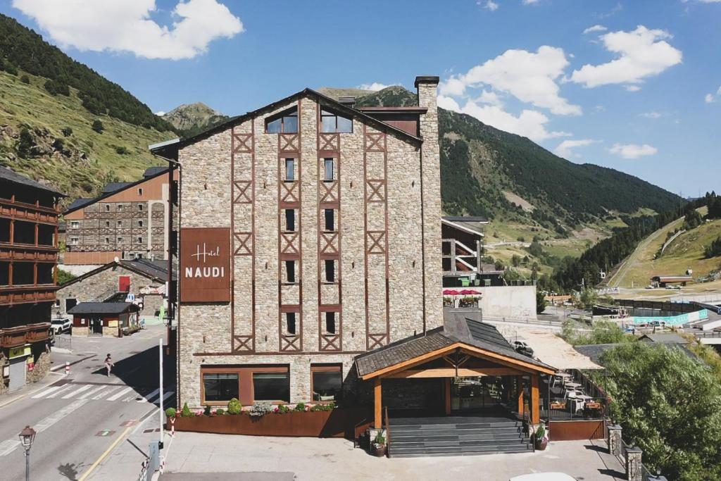 hotels with  charm in soldeu  1