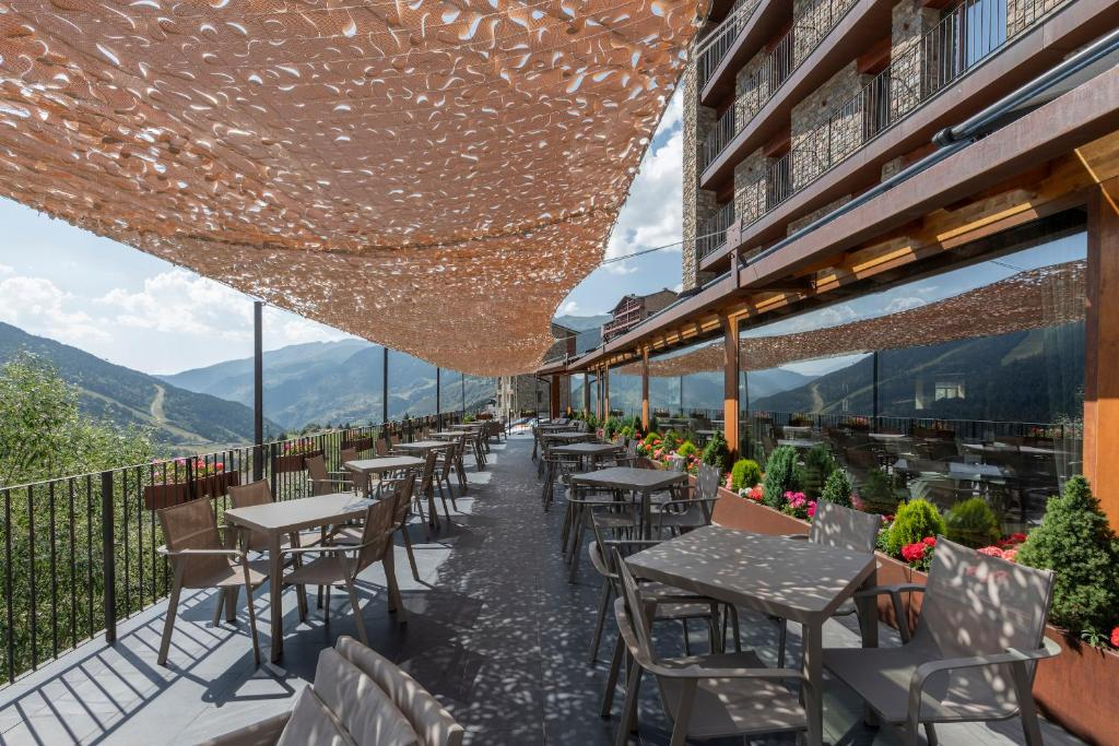 hotels with  charm in soldeu  2