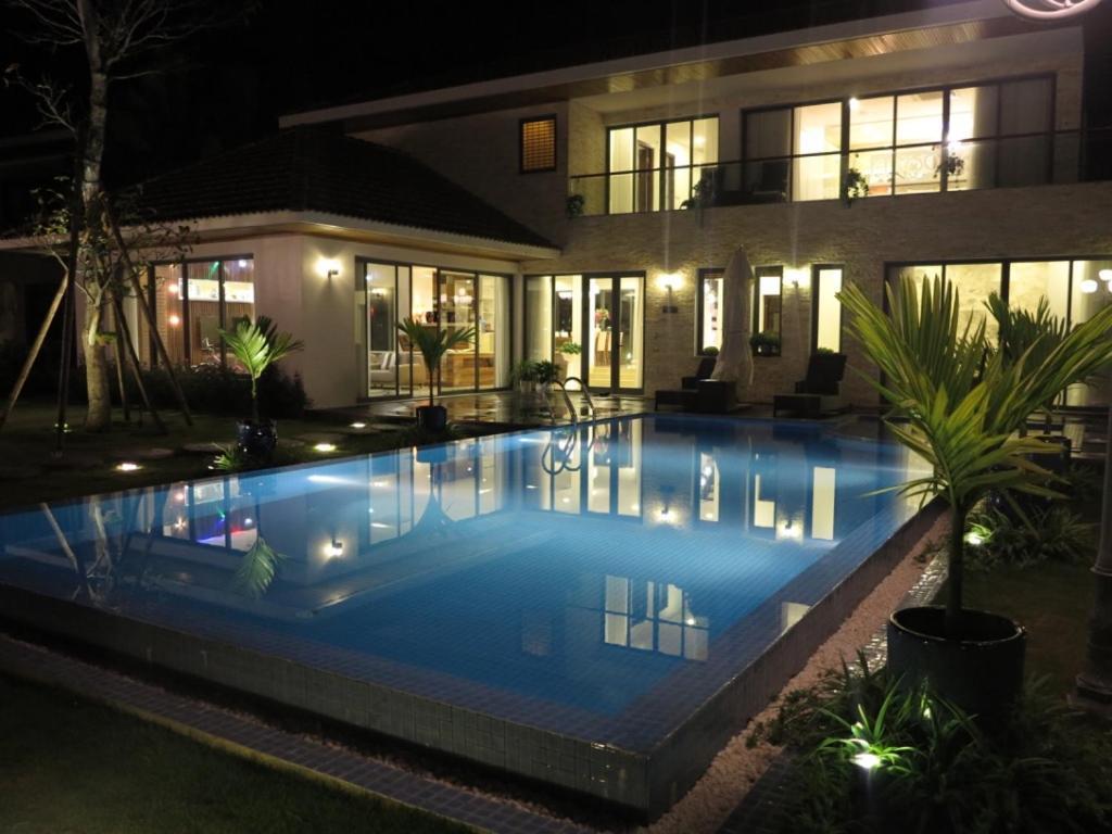 Flamingo Đại Lải lakeview Thiên yến villa