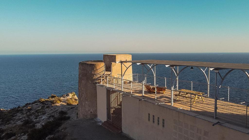 Mirador Torre de la Garrofa