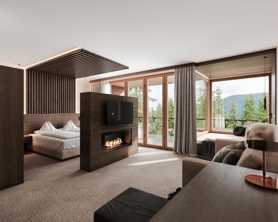 Bonfanti Design Hotel Pustertal, Januar 2020