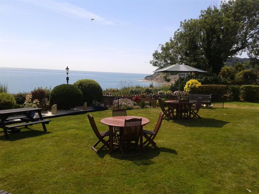 Cliffhall in Shanklin, Isle of Wight, England
