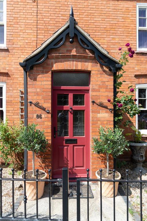 Benton House in Huntspill, Somerset, England