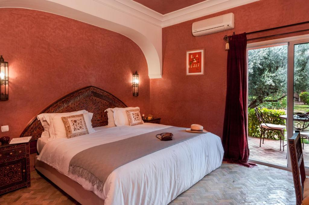 Double Bedroom in a Charming Villa in the Marrakech Palmeraie