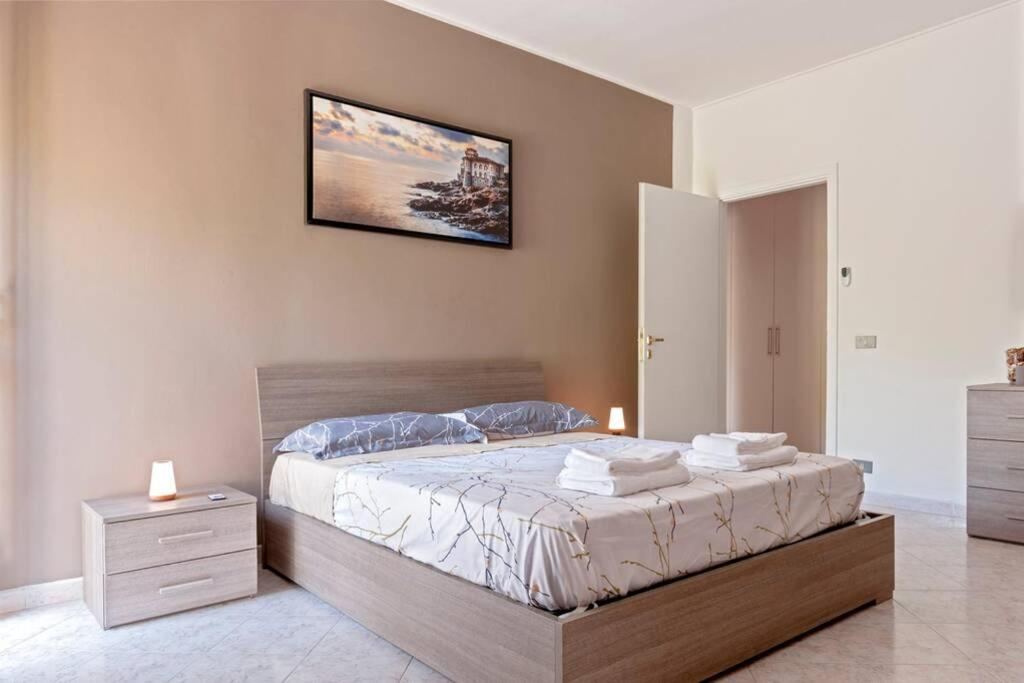 [FREE PARKING] Appartamento 5 STELLE elegante con suite