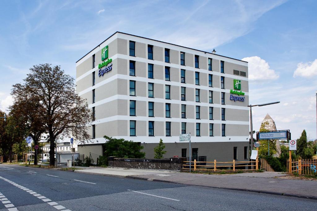 Holiday Inn Express Darmstadt, Juli 2020