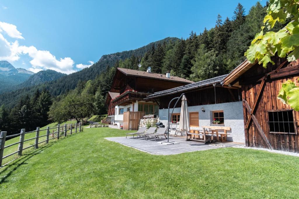 Ferienhaus Oberlechner