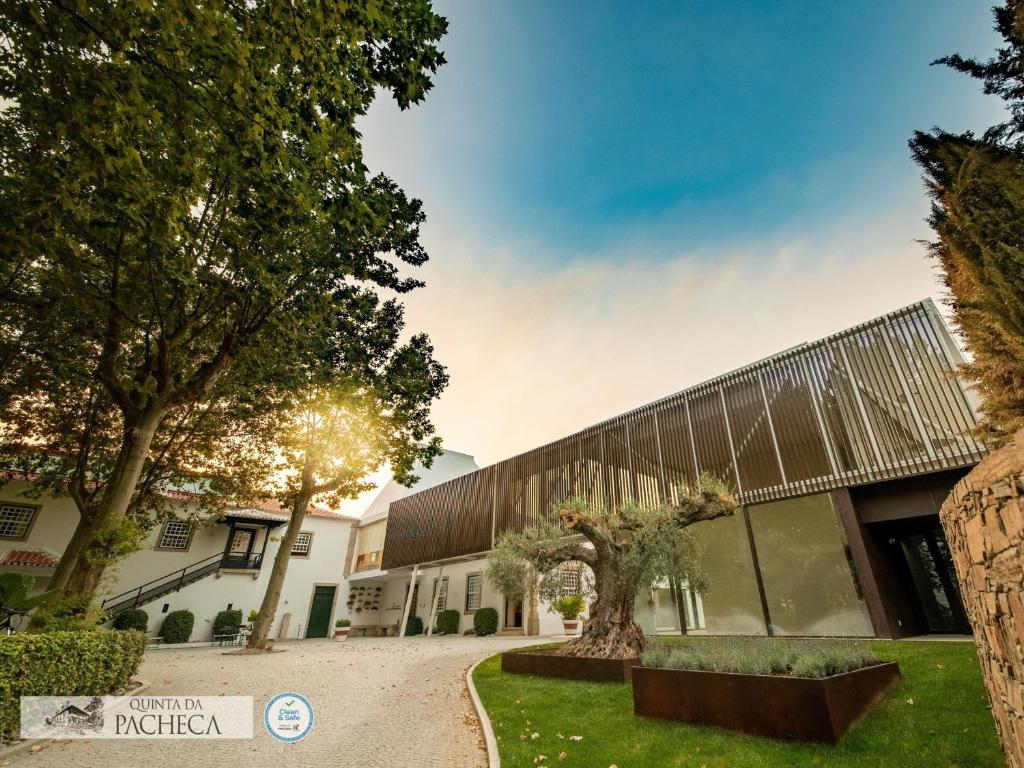 The Wine House Hotel - Quinta da Pacheca Lamego, Portugal