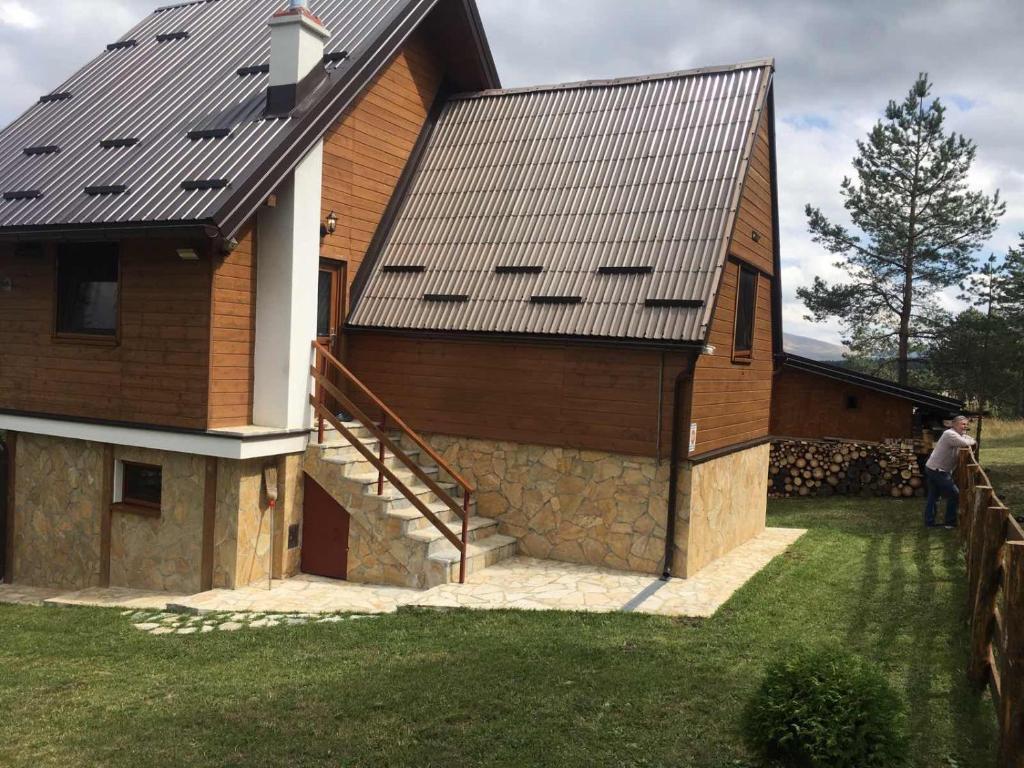 Planinska Kuća Zdravković Tornik