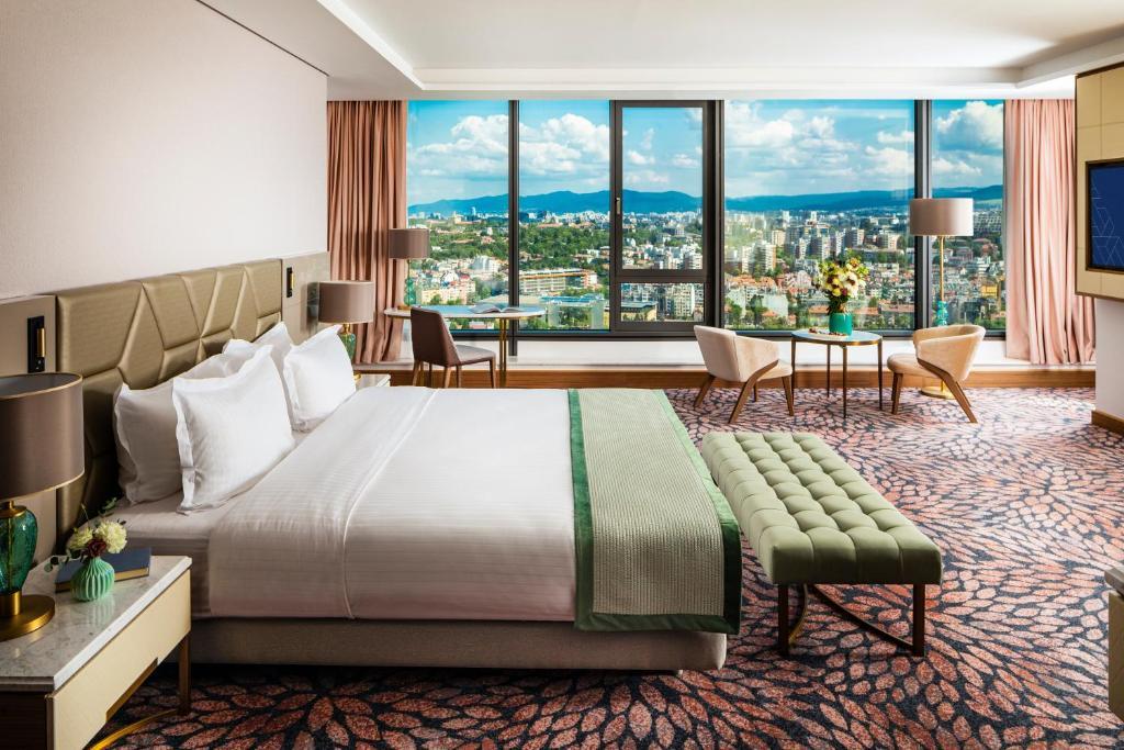 "Grand Hotel Millennium Sofia"""