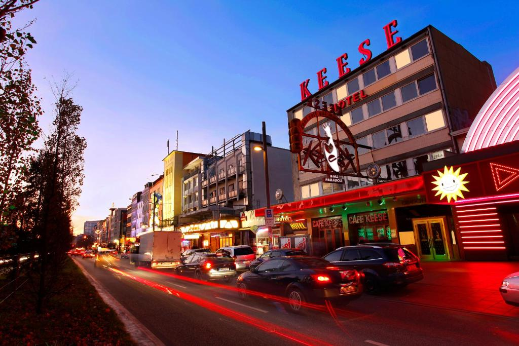 Centro Hotel Keese Hamburg, Germany