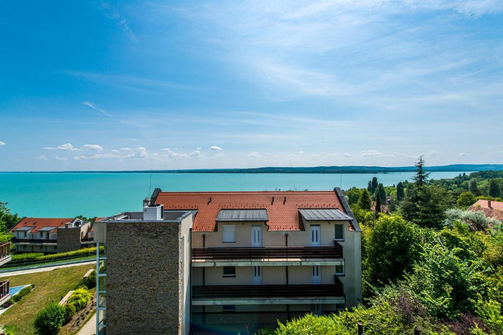 Echo Residence All Suite Hotel Tihany, Hungary