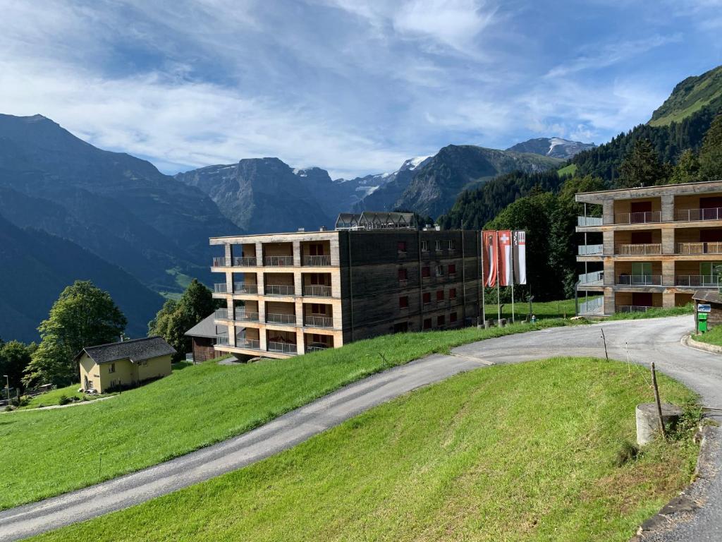 Waldhaus Braunwald Haus B Wohnung 3