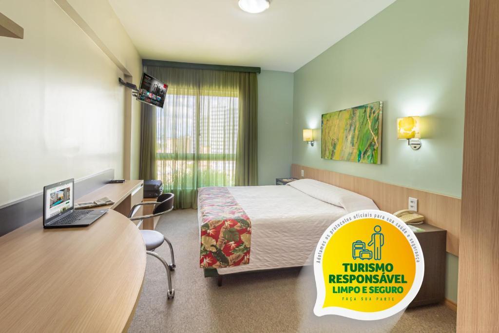 Eko Residence Hotel - a 200m dos Hospitais da Santa Casa