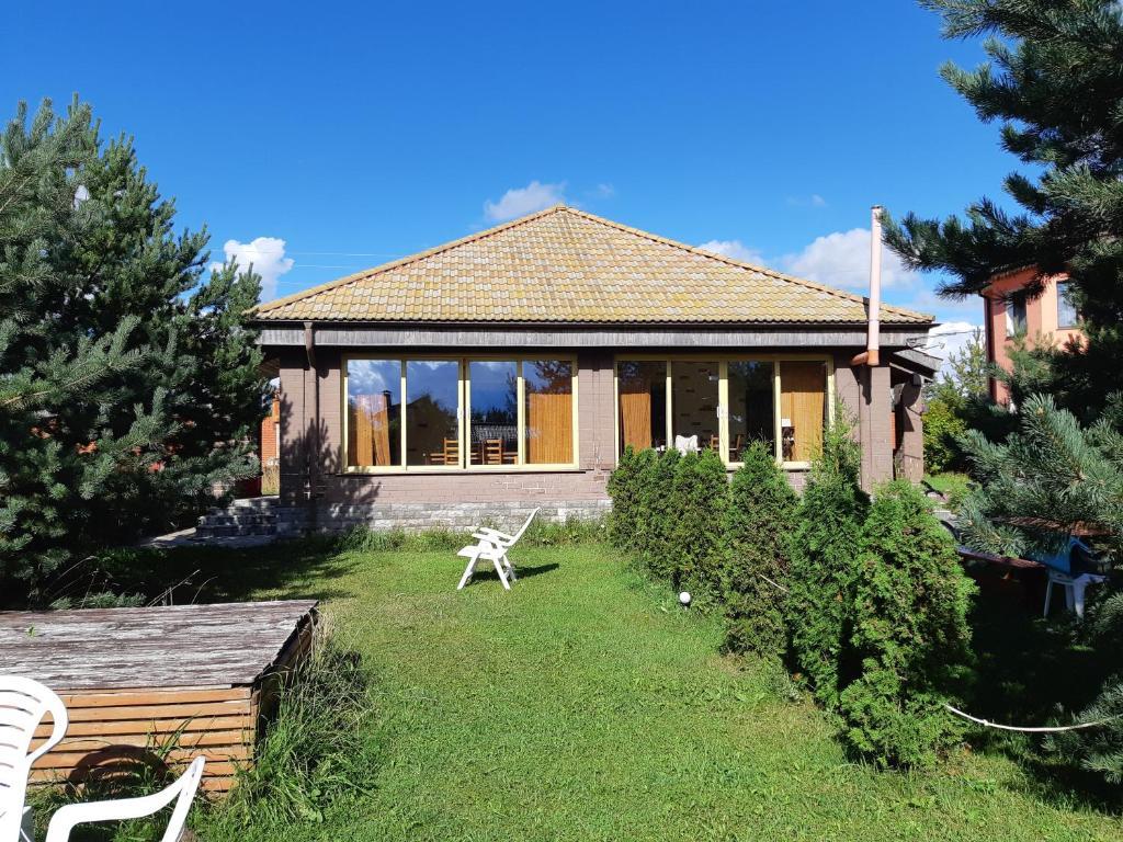 Seliger house дома на озере