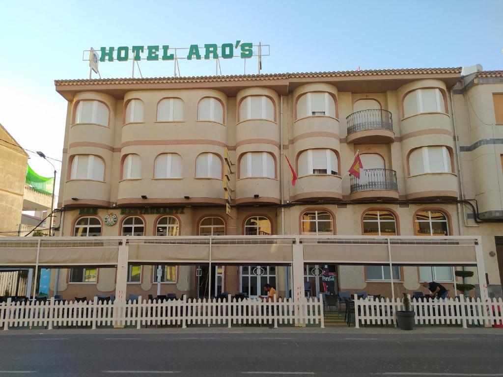 Hotel Aro'S Casas Ibanez, Spain