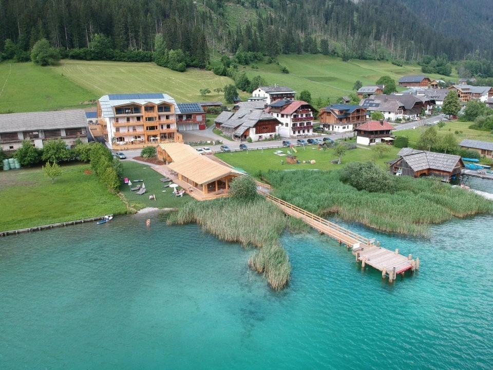 Hotel Neusacherhof Weissensee, Juli 2020