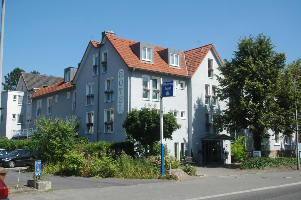 Hotel Lindemann Bad Nauheim, Germany