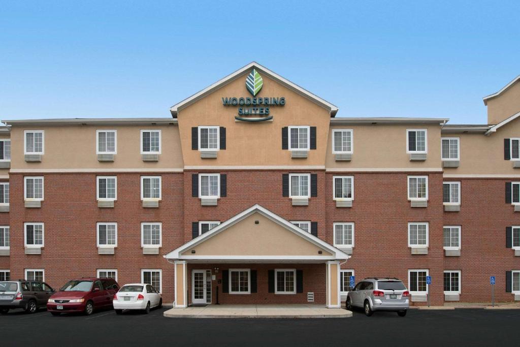 WoodSpring Suites St Louis Arnold