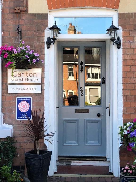 Carlton Guest House in Stratford-upon-Avon, Warwickshire, England