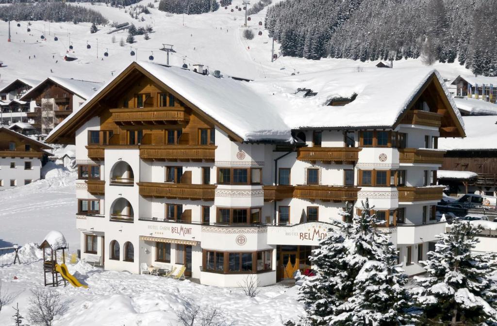 Hotel Belmont Fiss, Austria