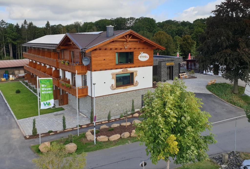 Steig-Alm Bad Marienberg, September 2020