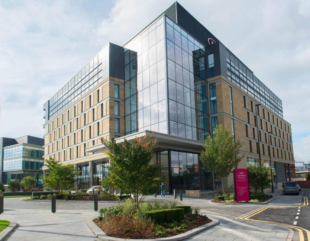 Crowne Plaza Newcastle - Stephenson Quarter in Newcastle upon Tyne, Tyne & Wear, England