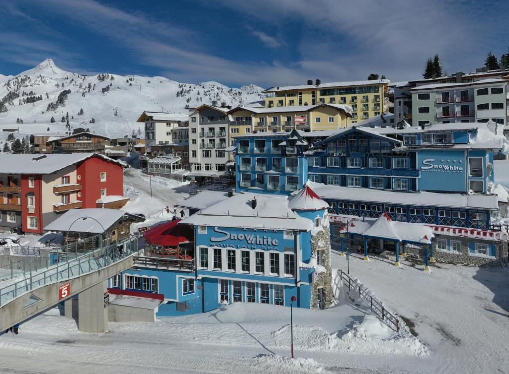 Sporthotel Snowwhite Obertauern, Austria