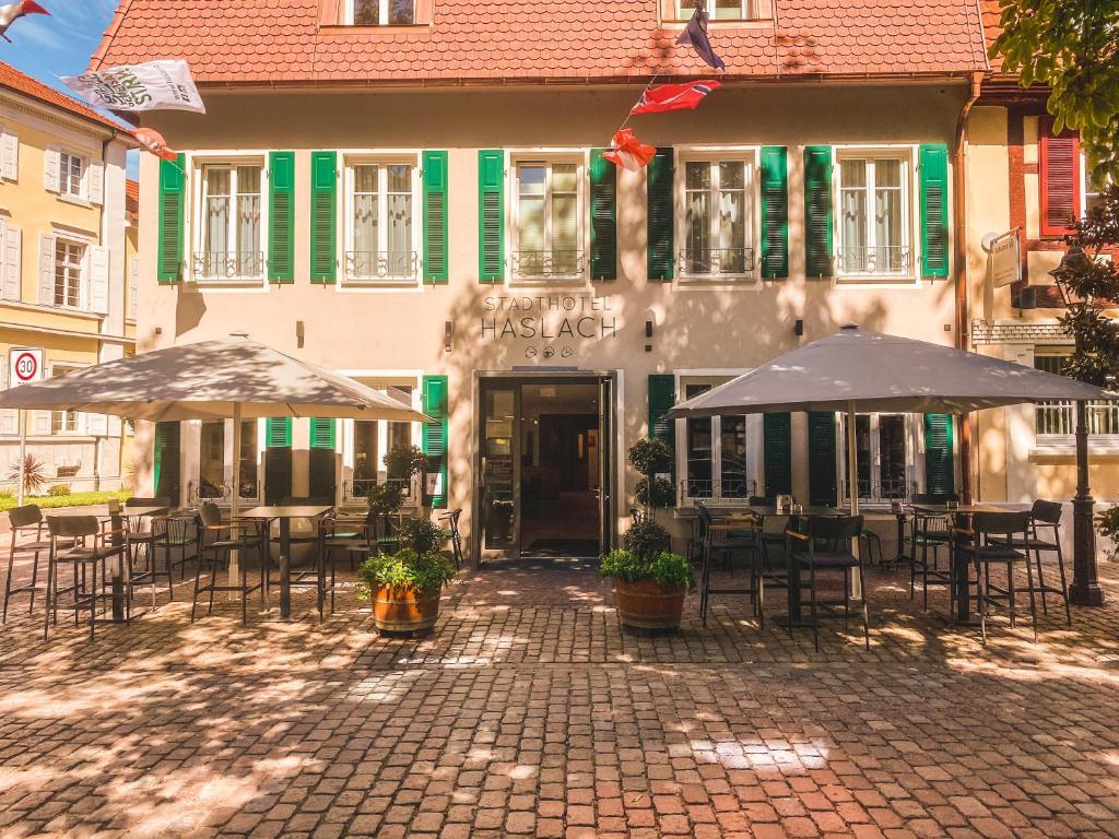 Stadthotel Haslach, Mai 2020