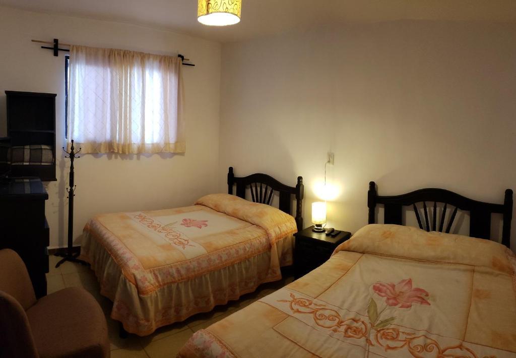 Hotel Farah Sultepec