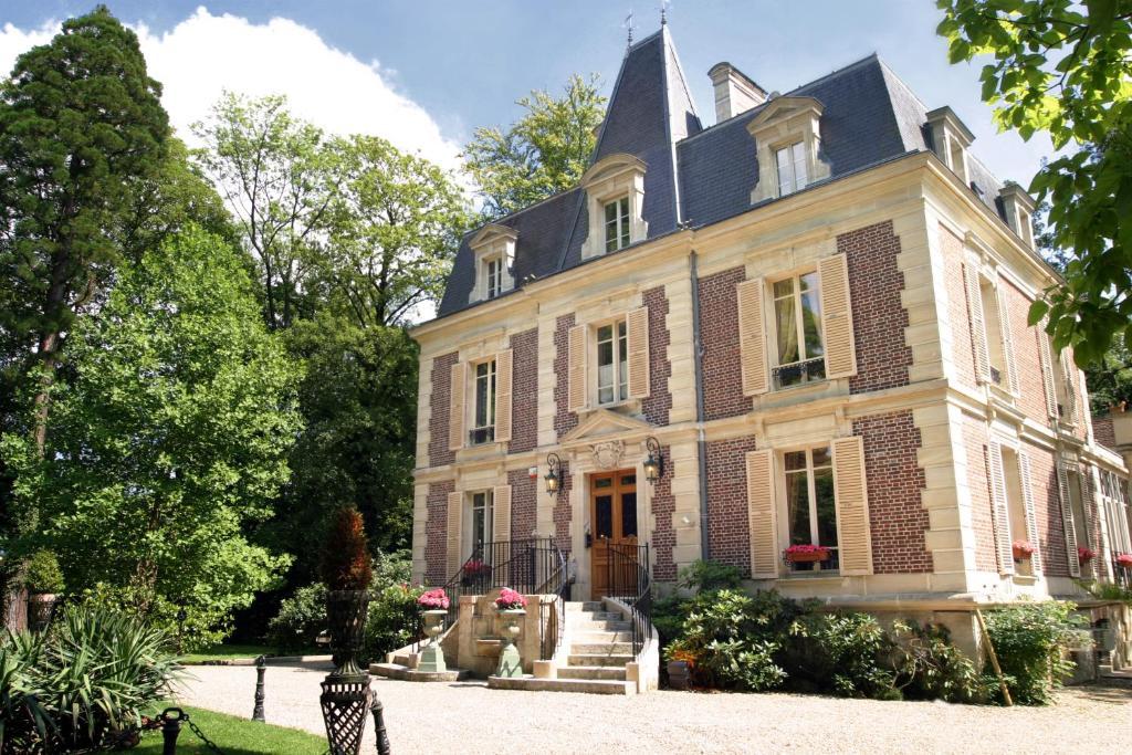 Les Jardins d'Epicure Bray-et-Lu, France