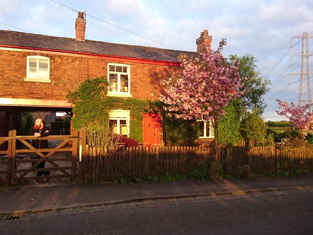 The Old Post Office B&B in Lymm, Cheshire, England