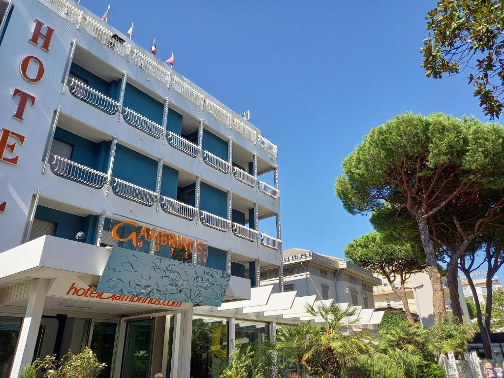 Hotel Gambrinus Riccione, Italy