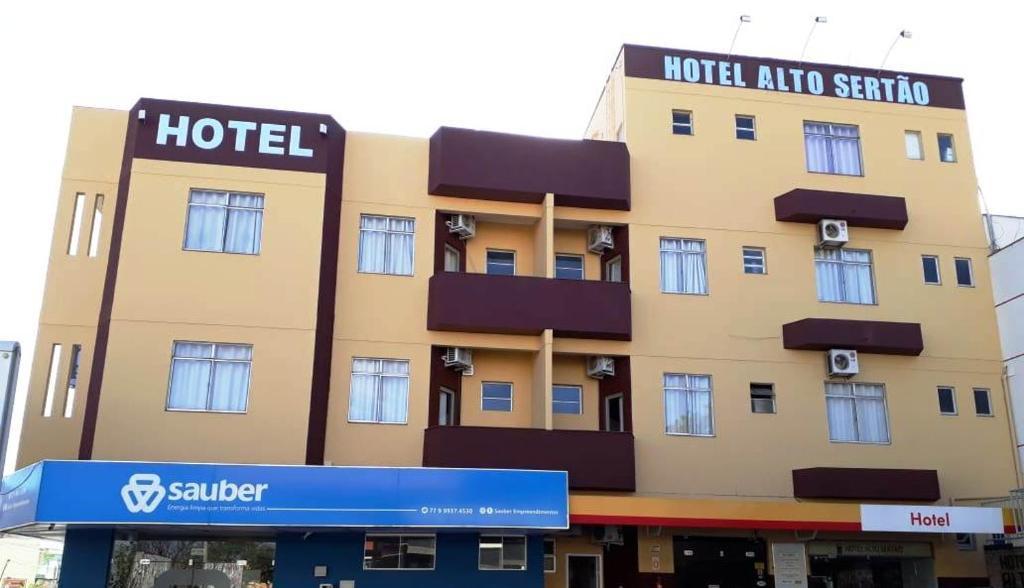 Hotel Alto Sertão